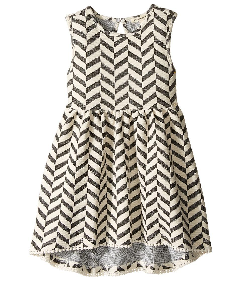 Appaman Kids - Naxios Dress (Toddler/Little Kids/Big Kids) (Cabana Chevron) Girl's Dress