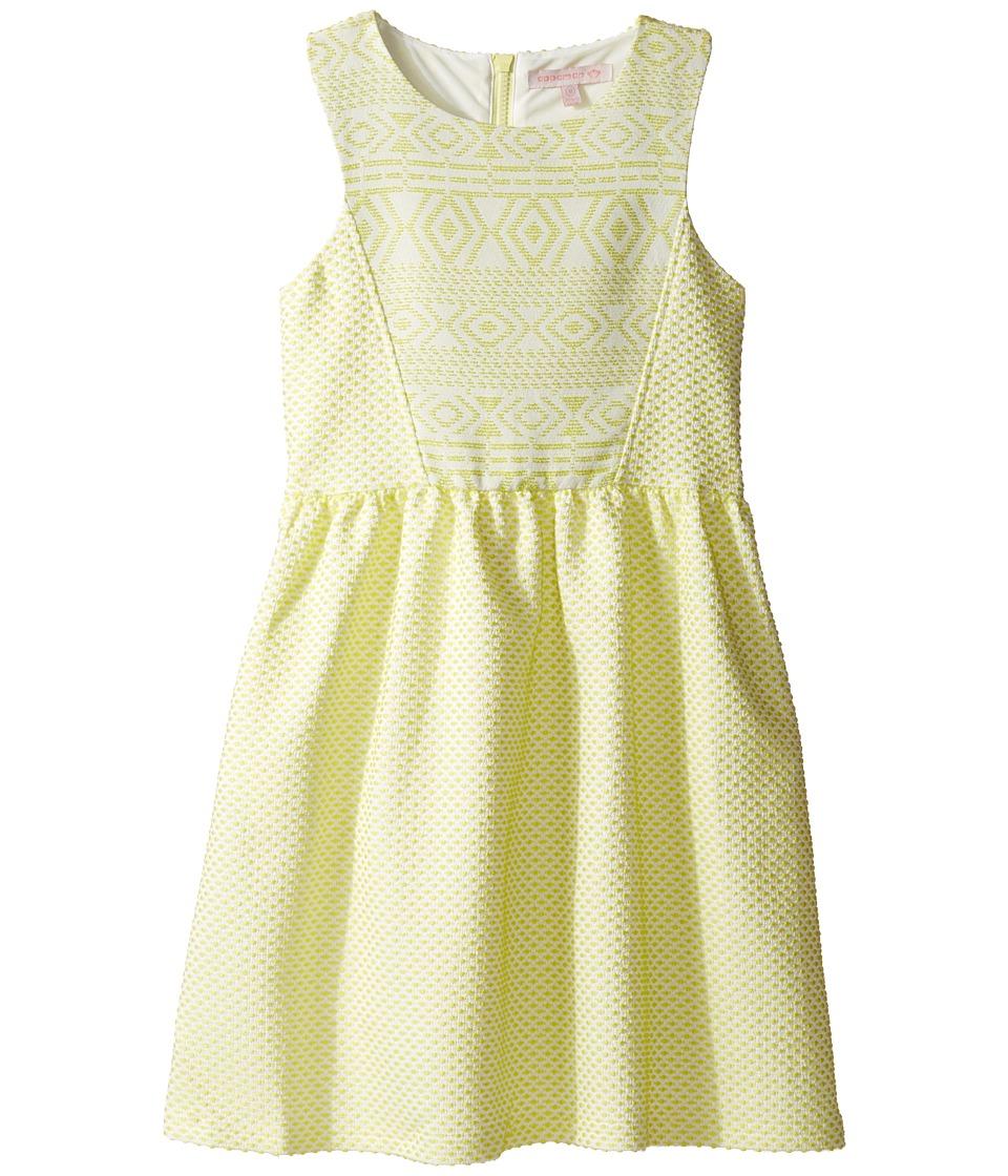 Appaman Kids - Azalea Dress (Toddler/Little Kids/Big Kids) (Citrus Ice) Girl's Dress
