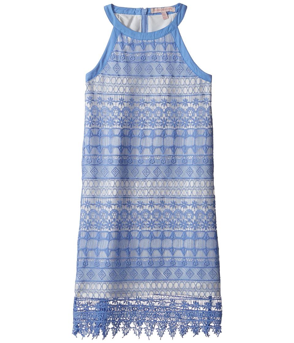 Appaman Kids - Lily Dress (Toddler/Little Kids/Big Kids) (Bluebell) Girl's Dress