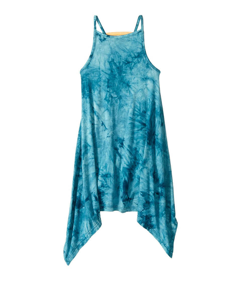 Appaman Kids - Yai Maxi Dress (Toddler/Little Kids/Big Kids) (Turquoise Tide) Girl's Dress
