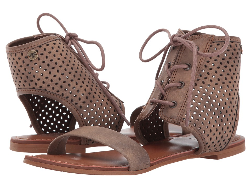 Roxy - Bree (Brown) Women's Sandals