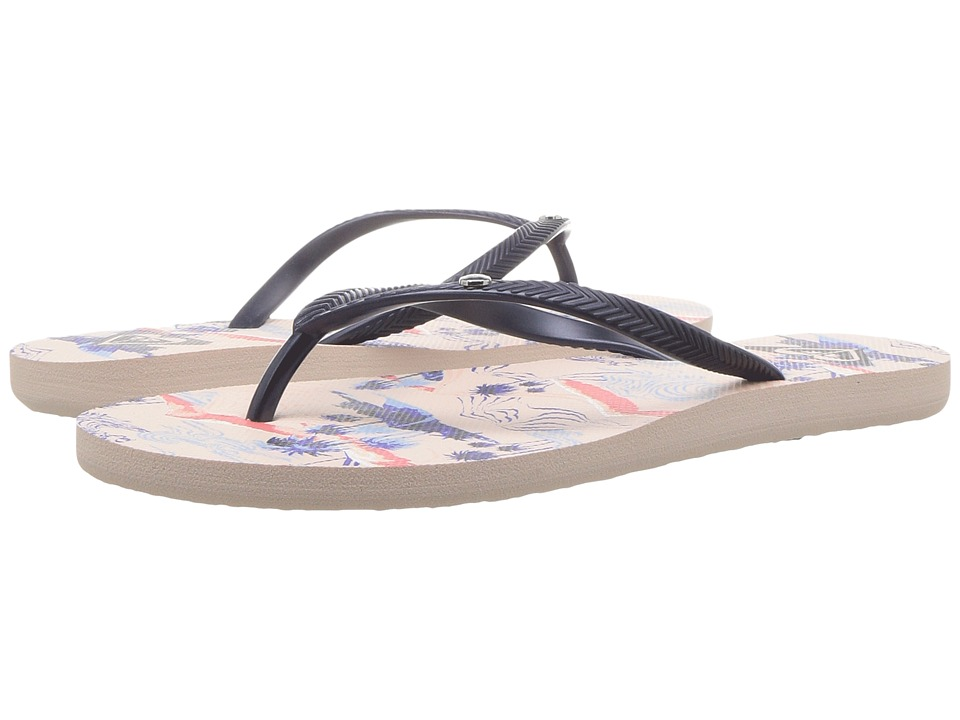 Roxy - Bermuda II (Peach Parfait) Women's Sandals