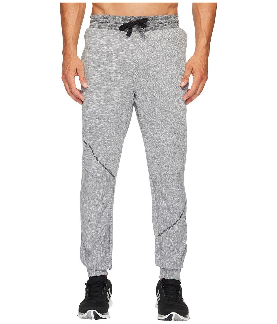 adidas - Cross Up Pants (LGH Solid Grey/DGH Solid Grey) Men's Casual Pants