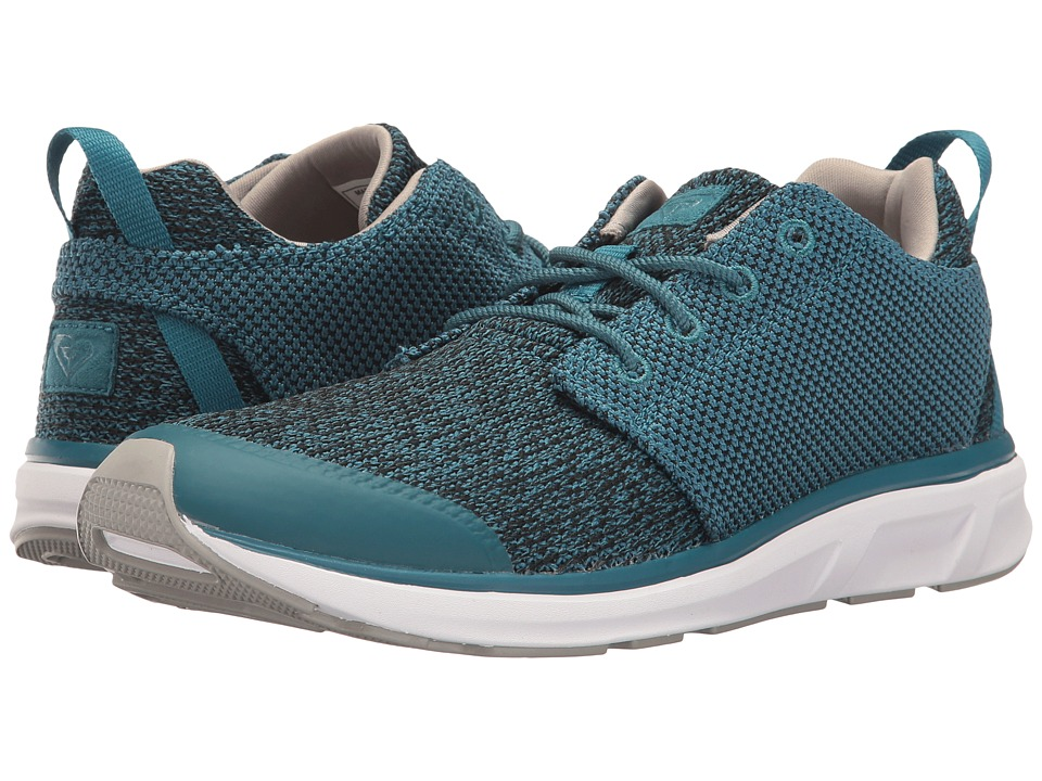 Roxy - Set Session II (Teal) Women's Shoes