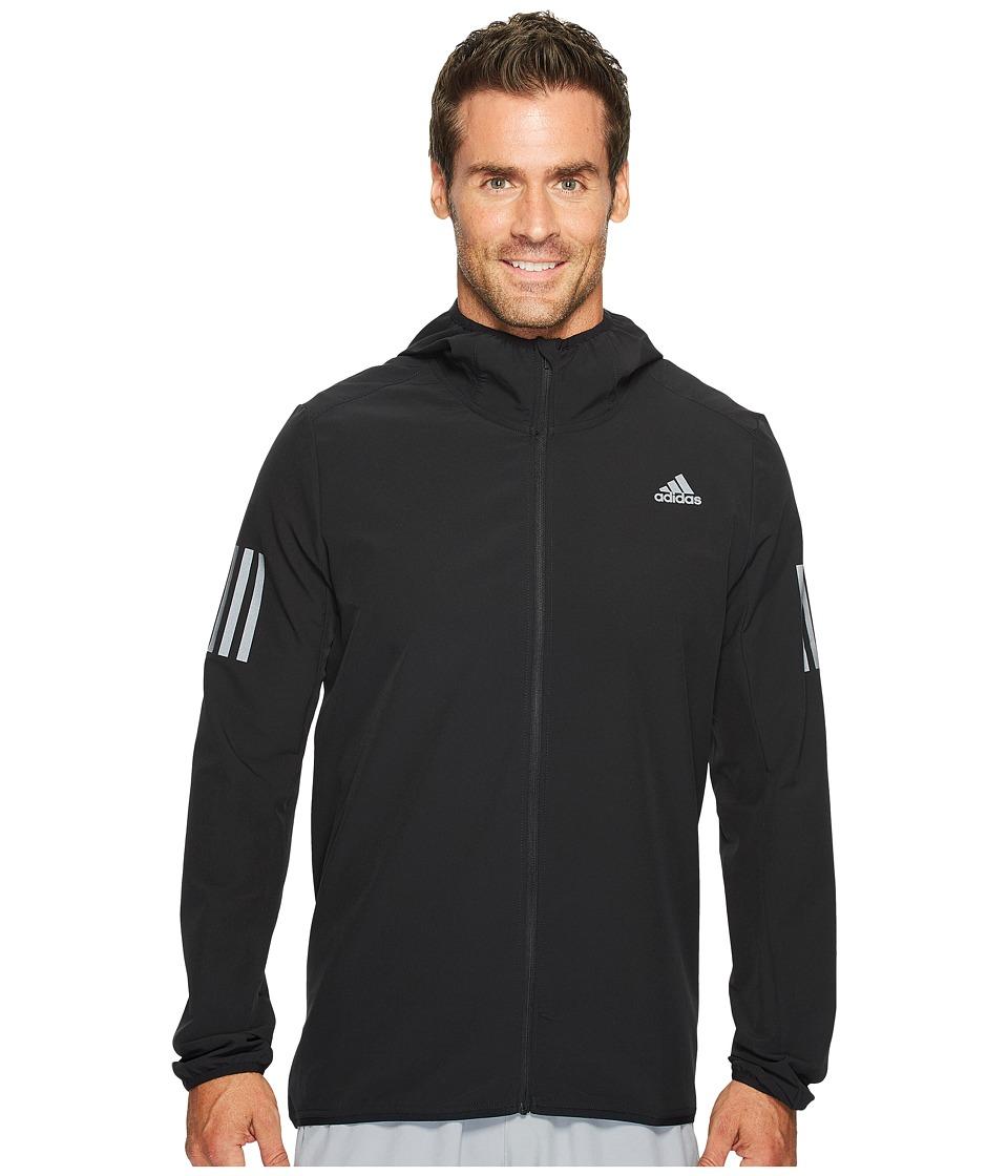 adidas Response Softshell Jacket (Black) Men