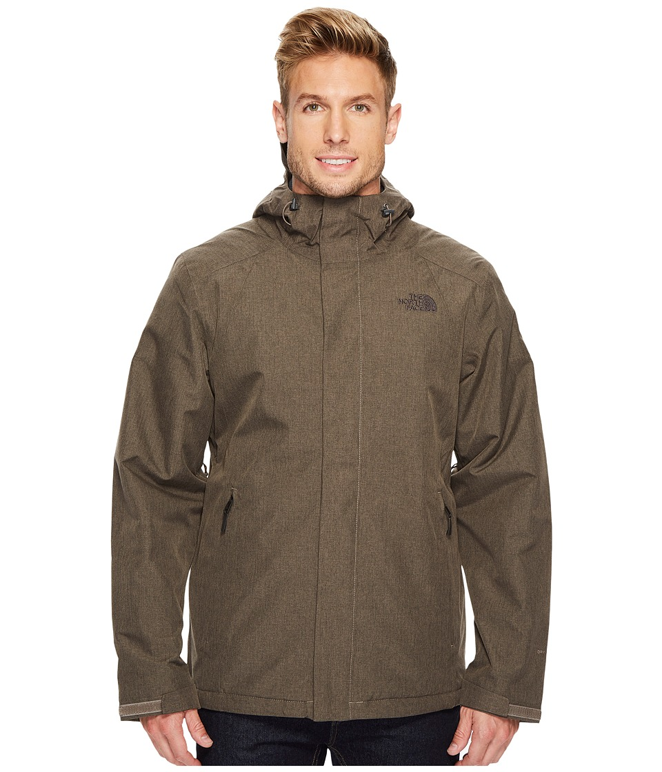 The North Face Inlux Insulated Jacket (Falcon Brown Heather) Men
