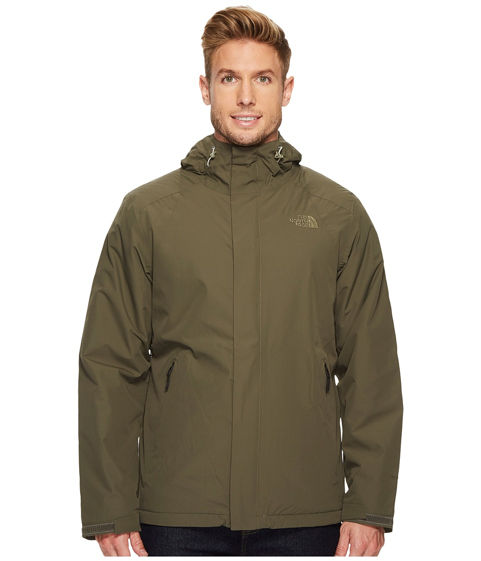 The North Face Inlux Insulated Jacket (New Taupe Green) Men