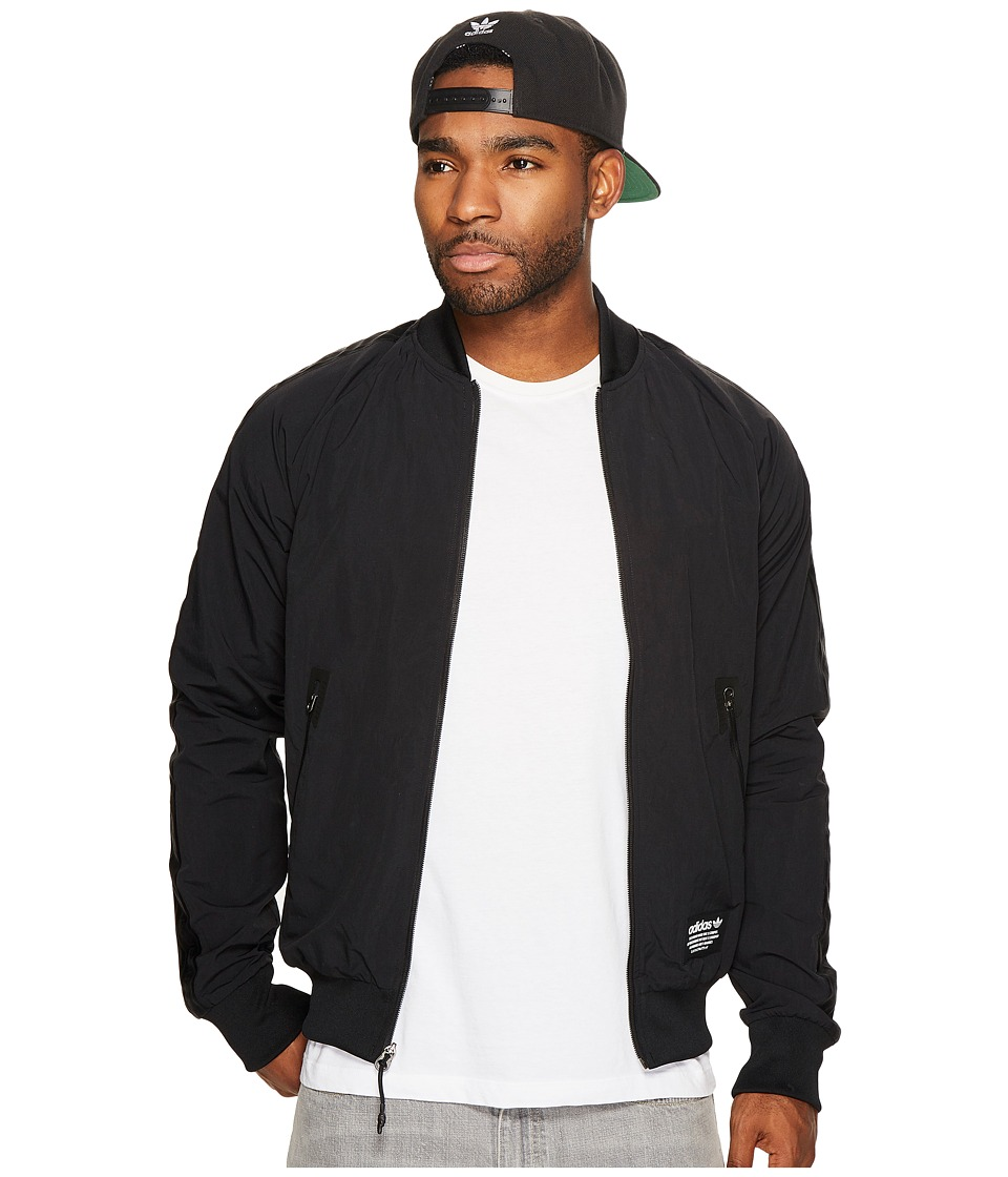 adidas Originals - NMD Track Jacket (Black) Men's Coat