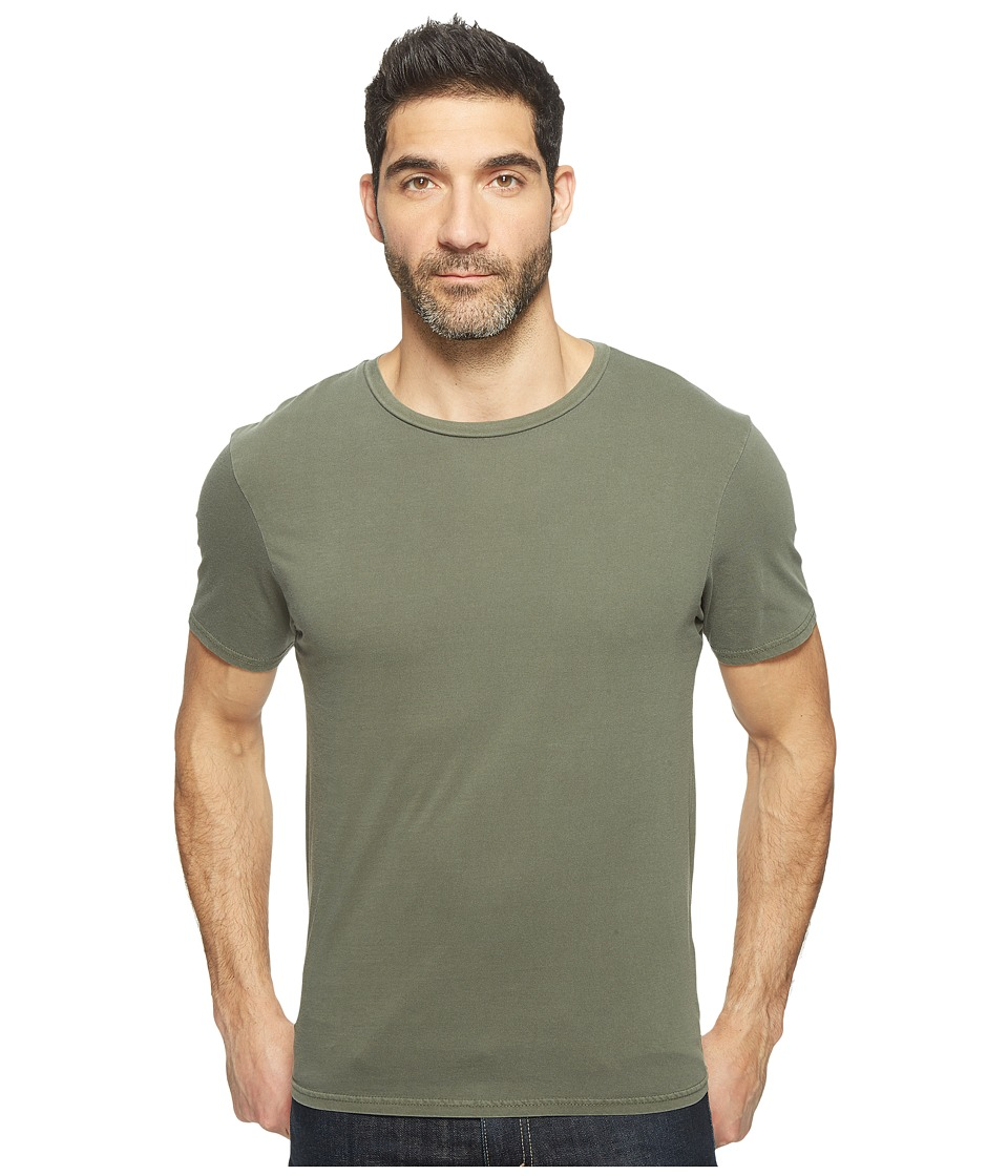 Threads 4 Thought - Standard Crew Tee (Army) Men's T Shirt