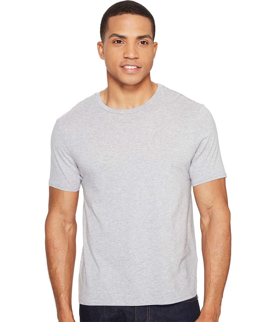 Threads 4 Thought - Standard Crew Tee (Marled Grey) Men's T Shirt