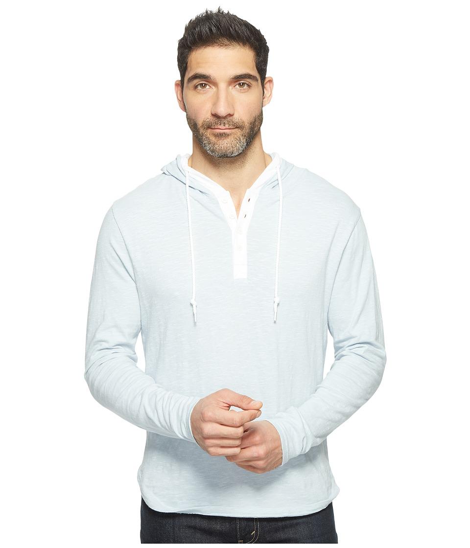 Threads 4 Thought - Boardwalk Pullover Hoodie (Ballad Blue) Men's Sweatshirt