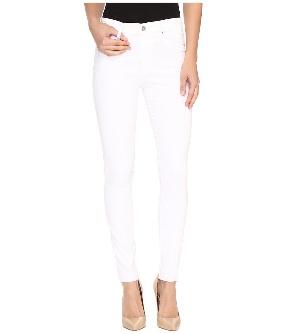AG Adriano Goldschmied - Farrah Crop in White (White) Women's Jeans