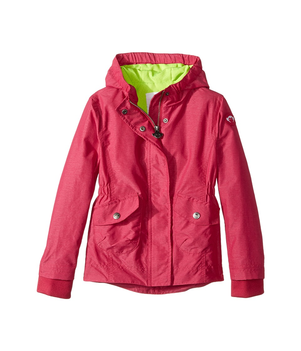 Appaman Kids - Lanai Windbreaker (Toddler/Little Kids/Big Kids) (Beet Root Purple) Girl's Coat