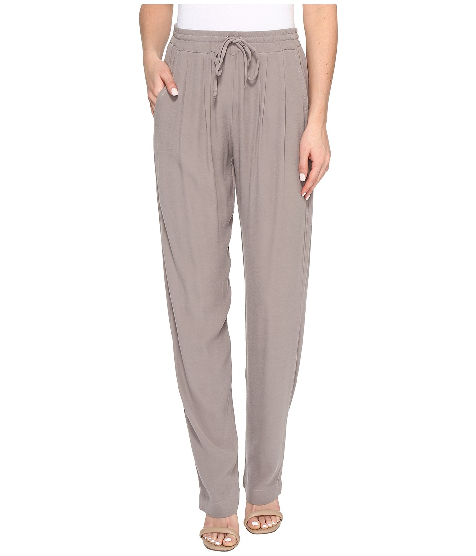 Three Dots - Satin Pants (Moonstone) Women's Casual Pants