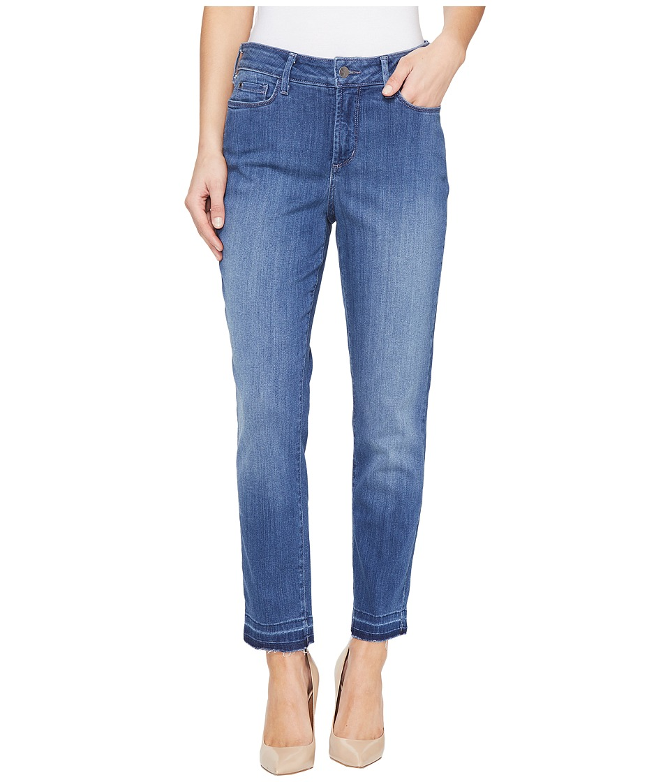NYDJ - Alina Ankle w/ Released Hem in Sure Stretch Denim in Nantes (Nantes) Women's Jeans