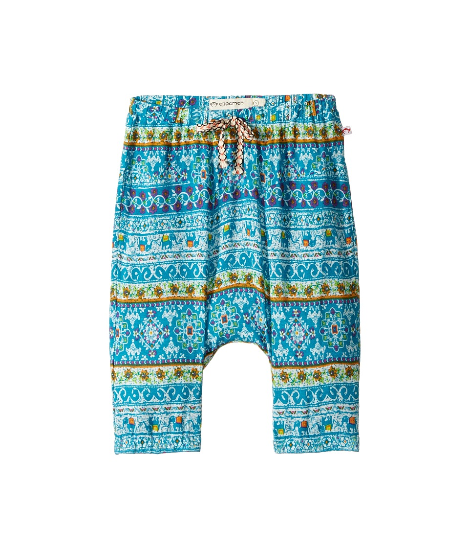 Appaman Kids - Chang Pants (Toddler/Little Kids/Big Kids) (Elephant Bay) Girl's Casual Pants