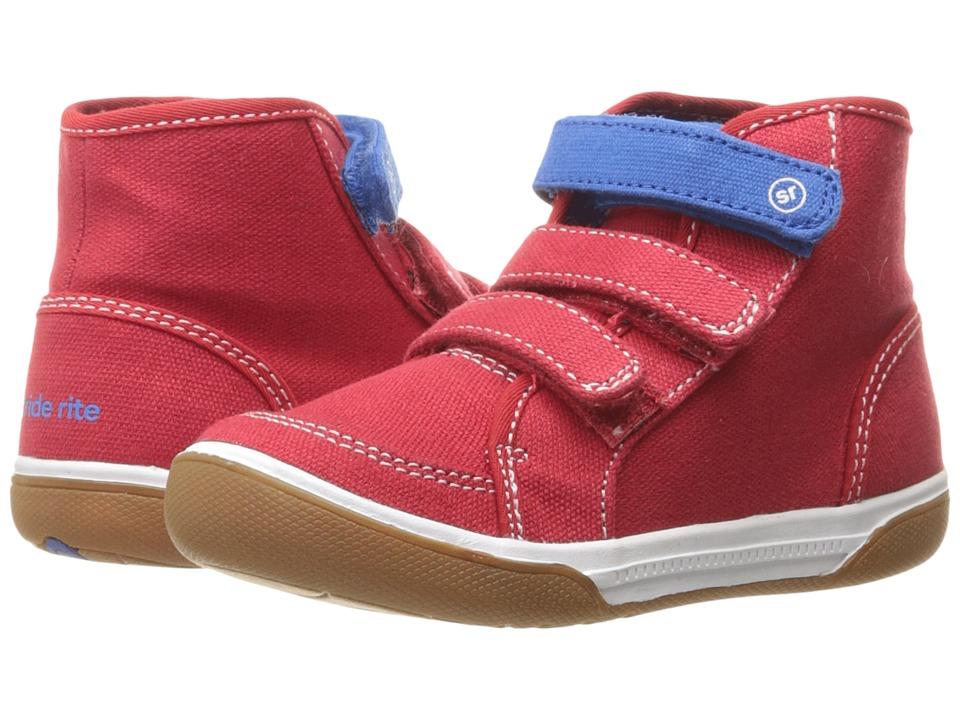 Stride Rite Ellis (Toddler) (Red) Boys Shoes