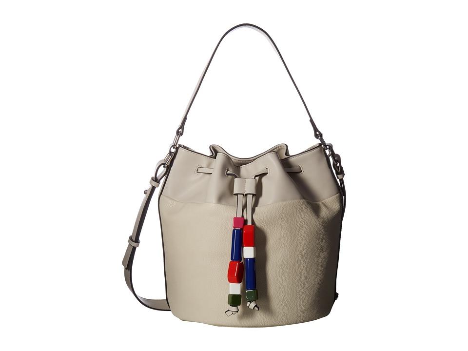 French Connection - Ace Drawstring (Classic Cream) Drawstring Handbags