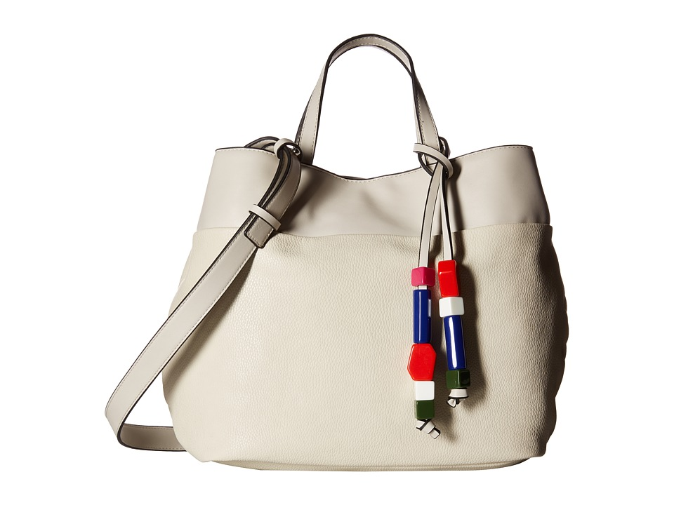 French Connection - Ace Tote (Classic Cream) Tote Handbags