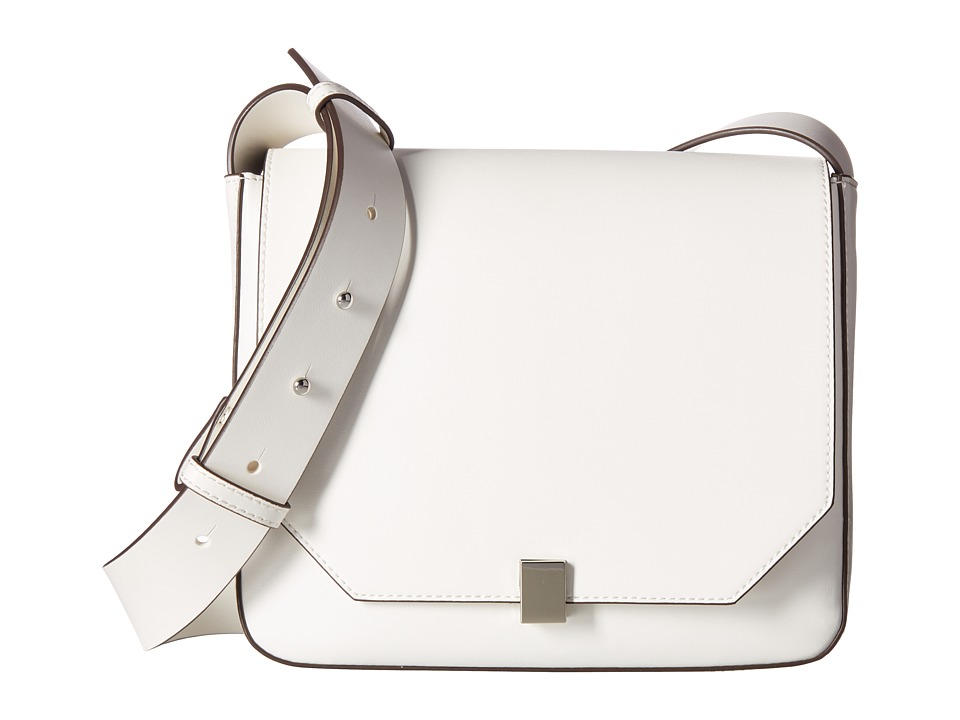 French Connection - Cara Crossbody (Summer White) Cross Body Handbags