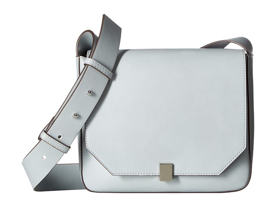 French Connection - Cara Crossbody (Mineral Grey) Cross Body Handbags