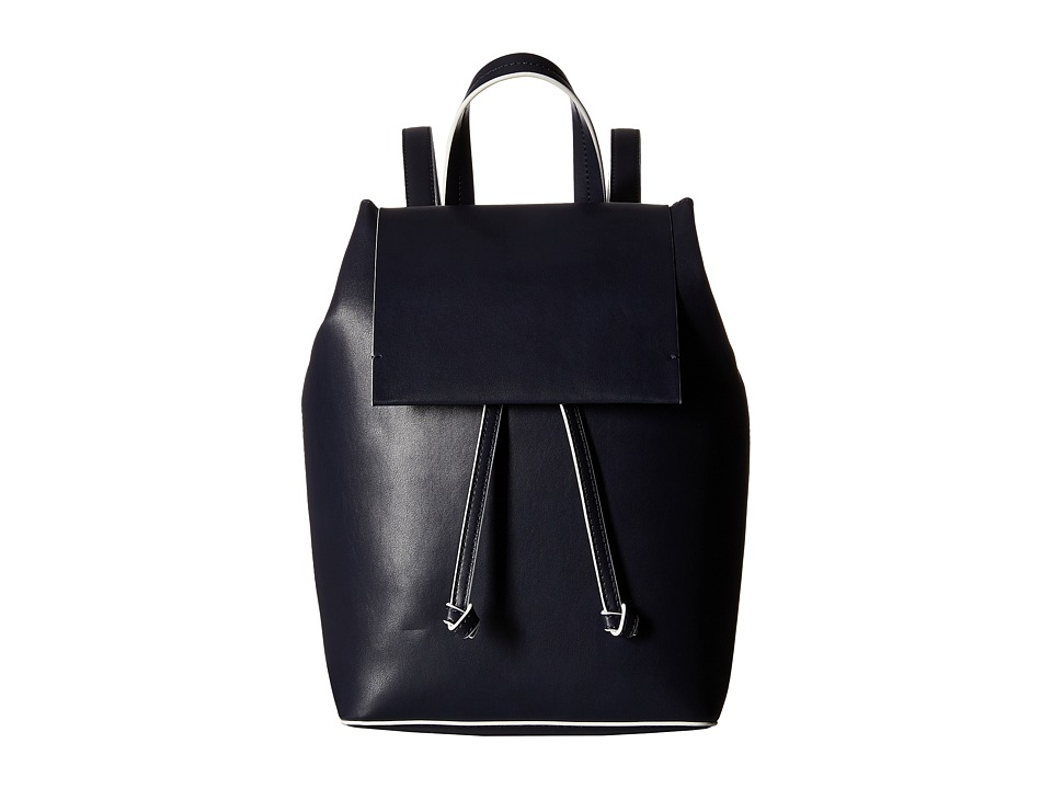 French Connection - Carmen Backpack (Utility Blue) Backpack Bags