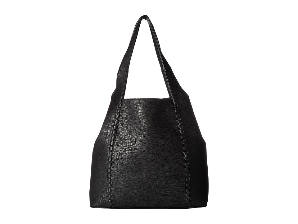 French Connection - Del Tote (Black) Tote Handbags