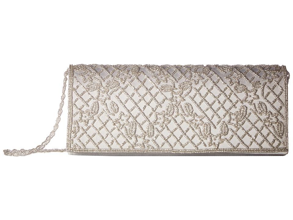 Adrianna Papell - Neci (Silver) Handbags