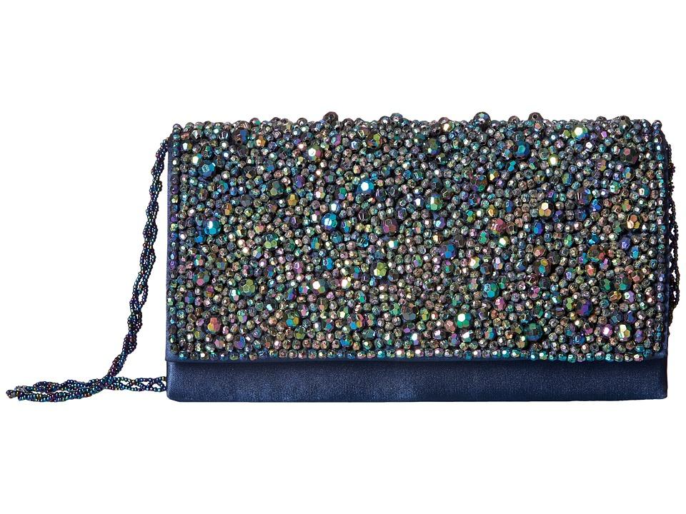 Adrianna Papell - Nurita (Navy Iris) Handbags