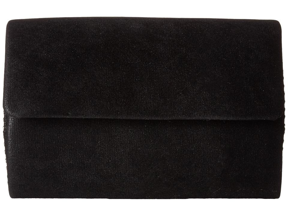 Adrianna Papell - Siri (Black/Silver) Handbags