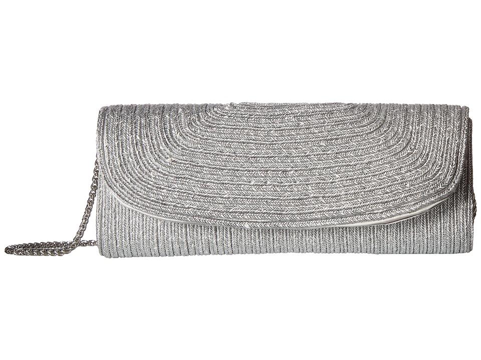 Adrianna Papell - Sharon (Silver) Handbags