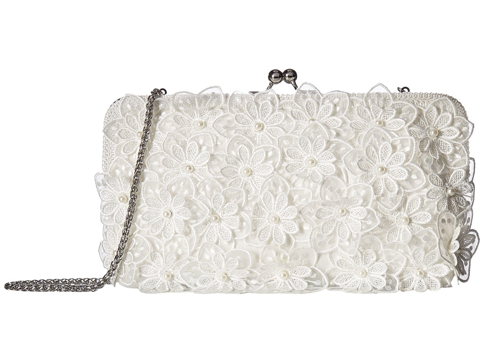 Adrianna Papell - Susanna (White) Handbags
