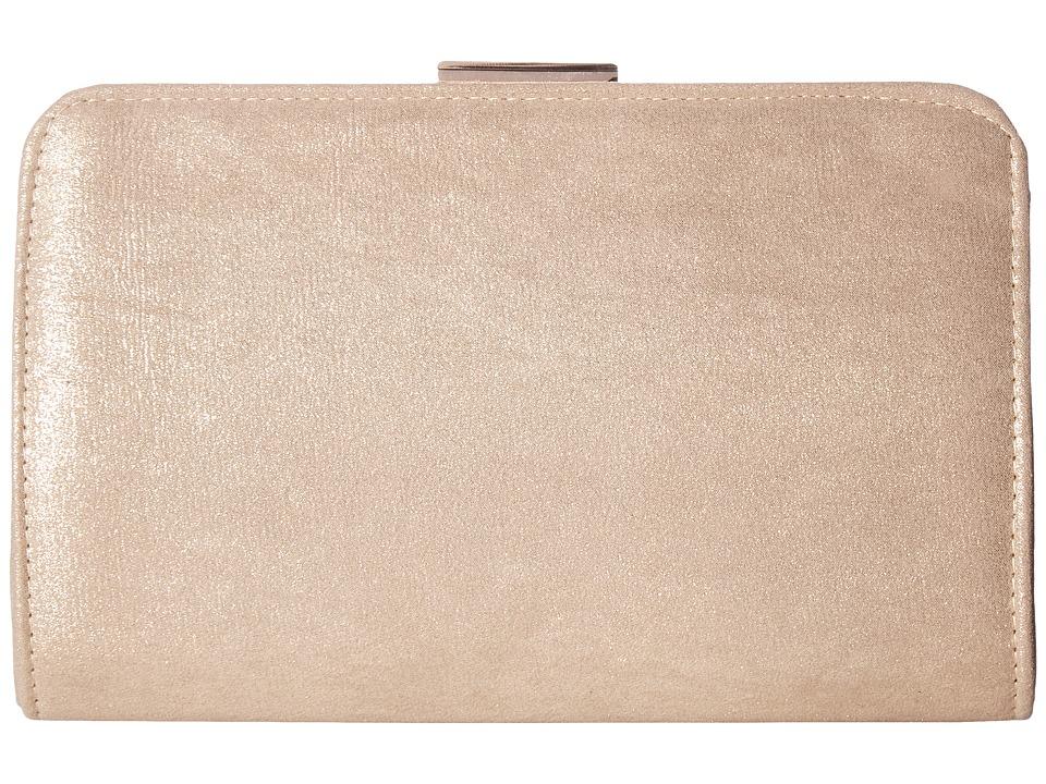 Adrianna Papell - Sorel (Gold) Handbags