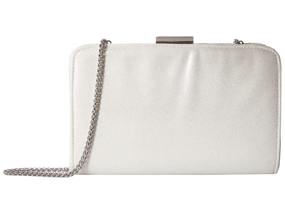 Adrianna Papell - Sorel (Silver) Handbags