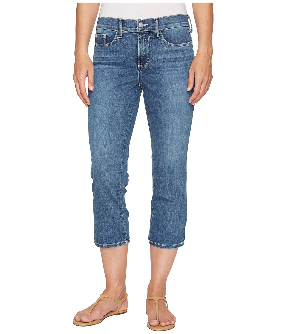 NYDJ - Alina Capris in Heyburn Wash (Heyburn Wash) Women's Jeans