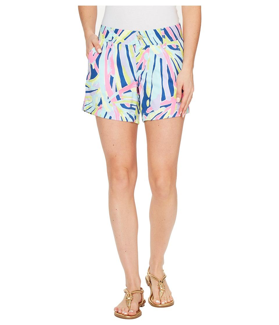 Lilly Pulitzer - Callahan Shorts (Indigo Sea Dreamin) Women's Shorts