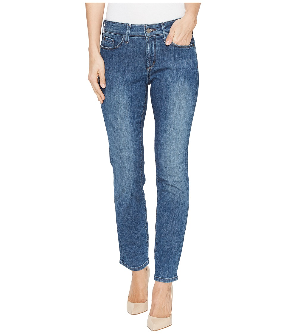 NYDJ - Alina Convertible Ankle in Nottingham (Nottingham) Women's Jeans