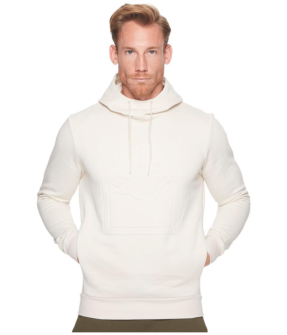 PUMA - Archive Embossed Logo Hoodie (Peacoat) Men's Sweatshirt