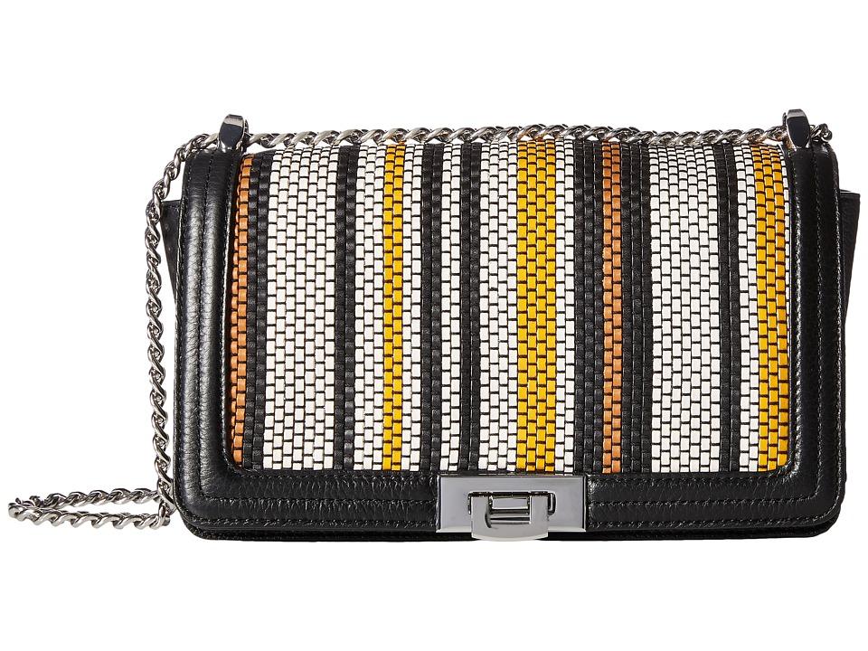 Sam Edelman - Helen Shoulder (Black Multi) Shoulder Handbags