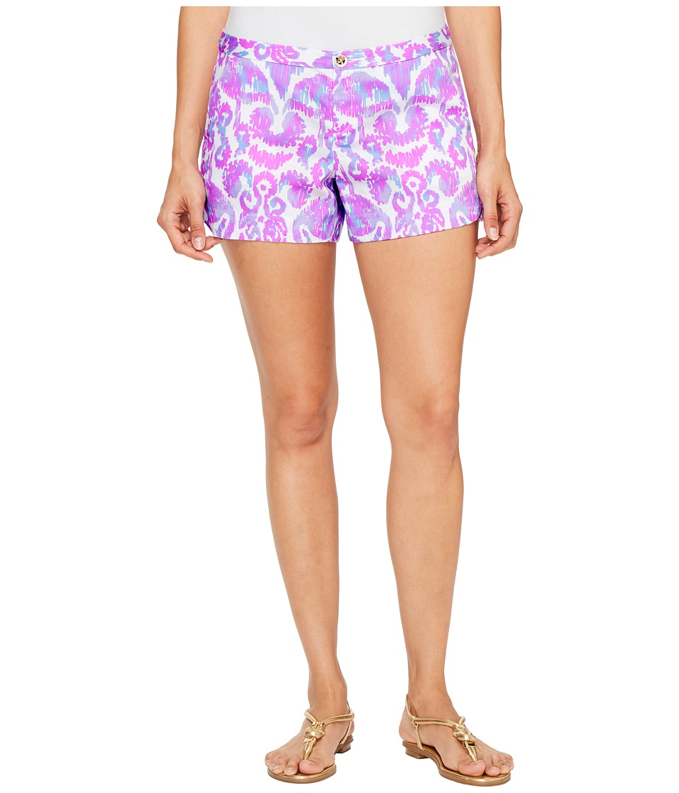 Lilly Pulitzer - Adie Shorts (Amethyst Beach Bathers) Women's Shorts