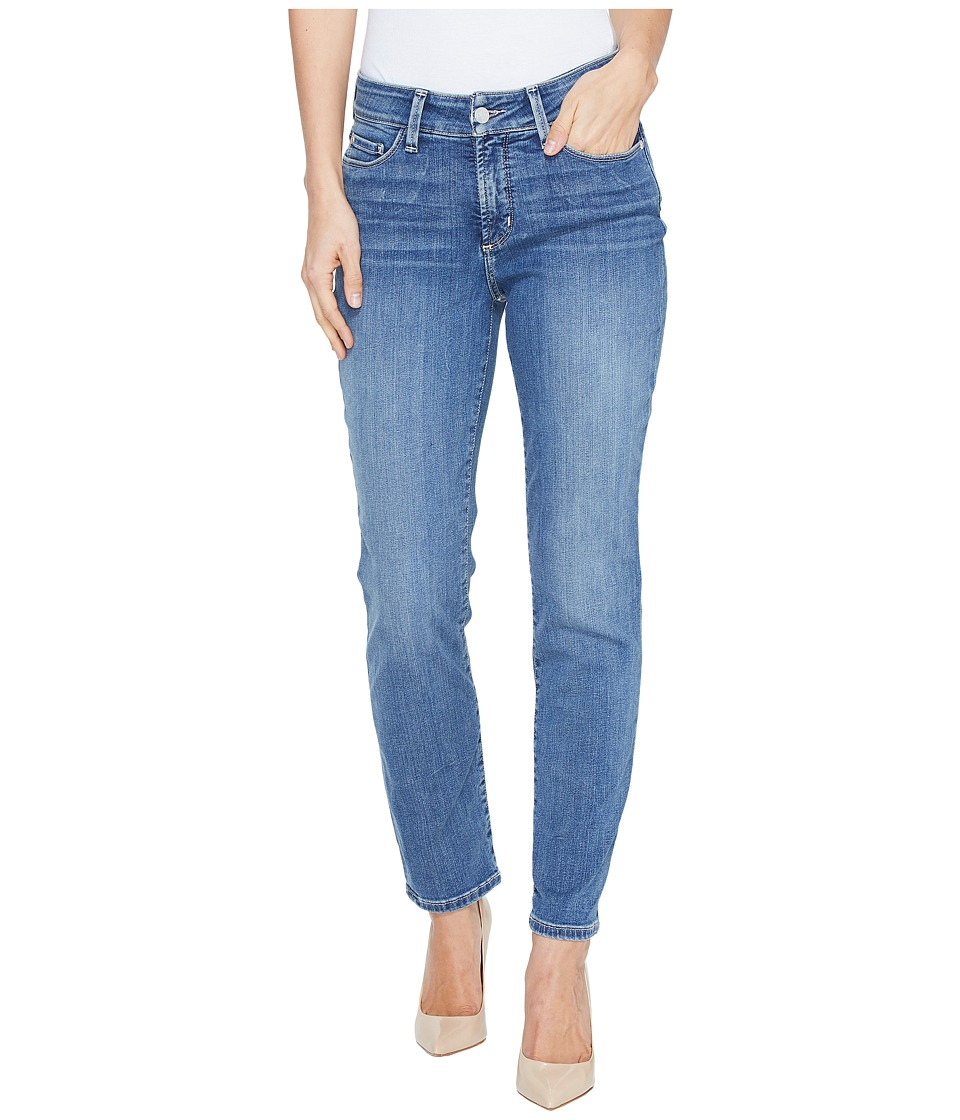 NYDJ - Alina Convertible Ankle in Heyburn Wash (Heyburn Wash) Women's Jeans