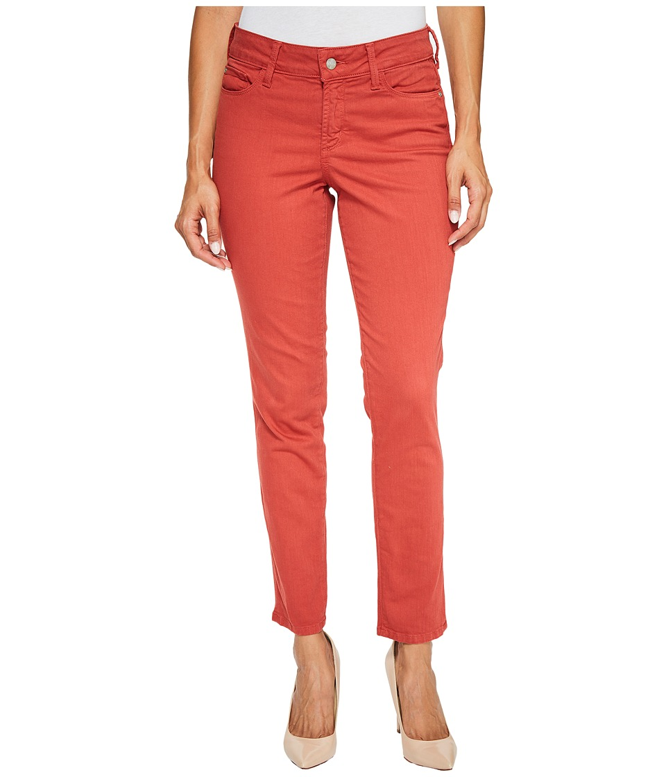 NYDJ - Alina Convertible Ankle in Coppertone (Coppertone) Women's Jeans