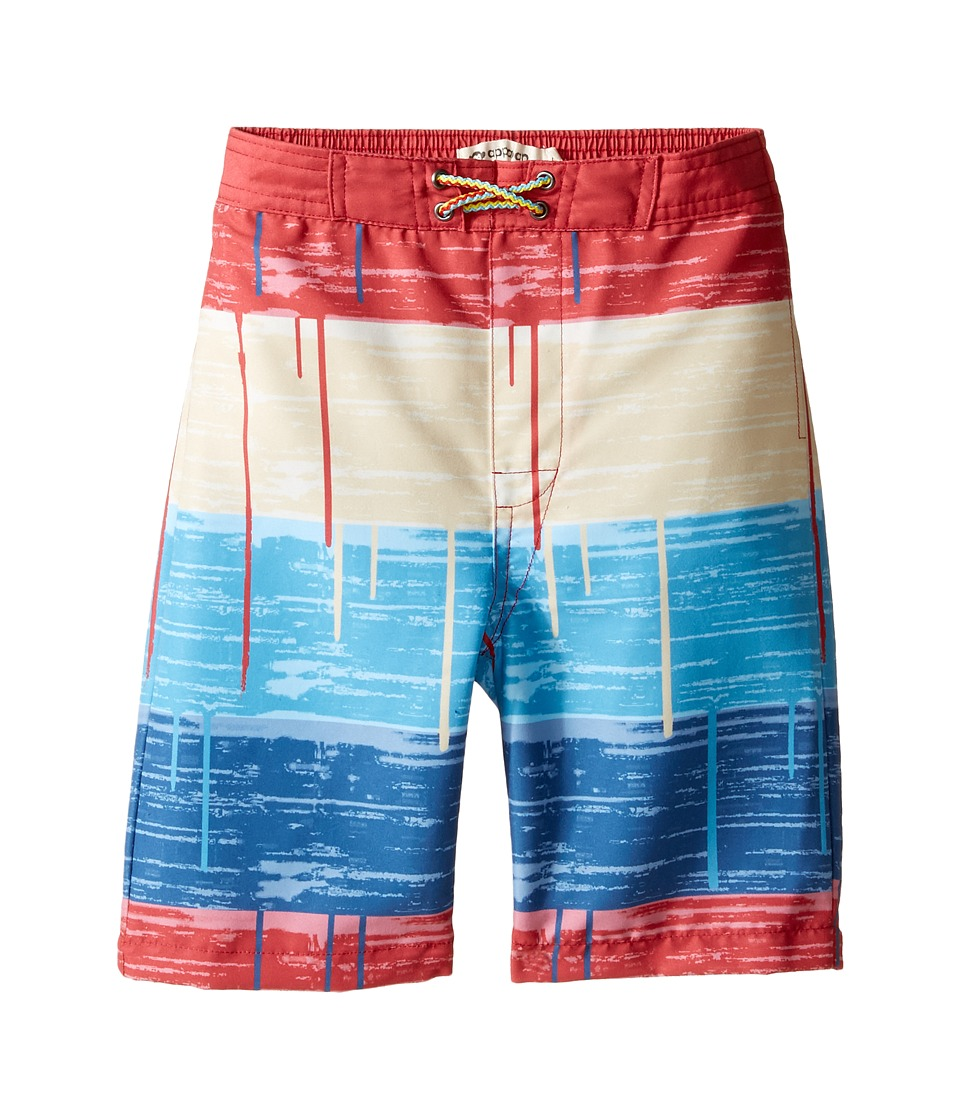 Appaman Kids - Swim Trunks (Toddler/Little Kids/Big Kids) (Stripes) Boy's Swimwear