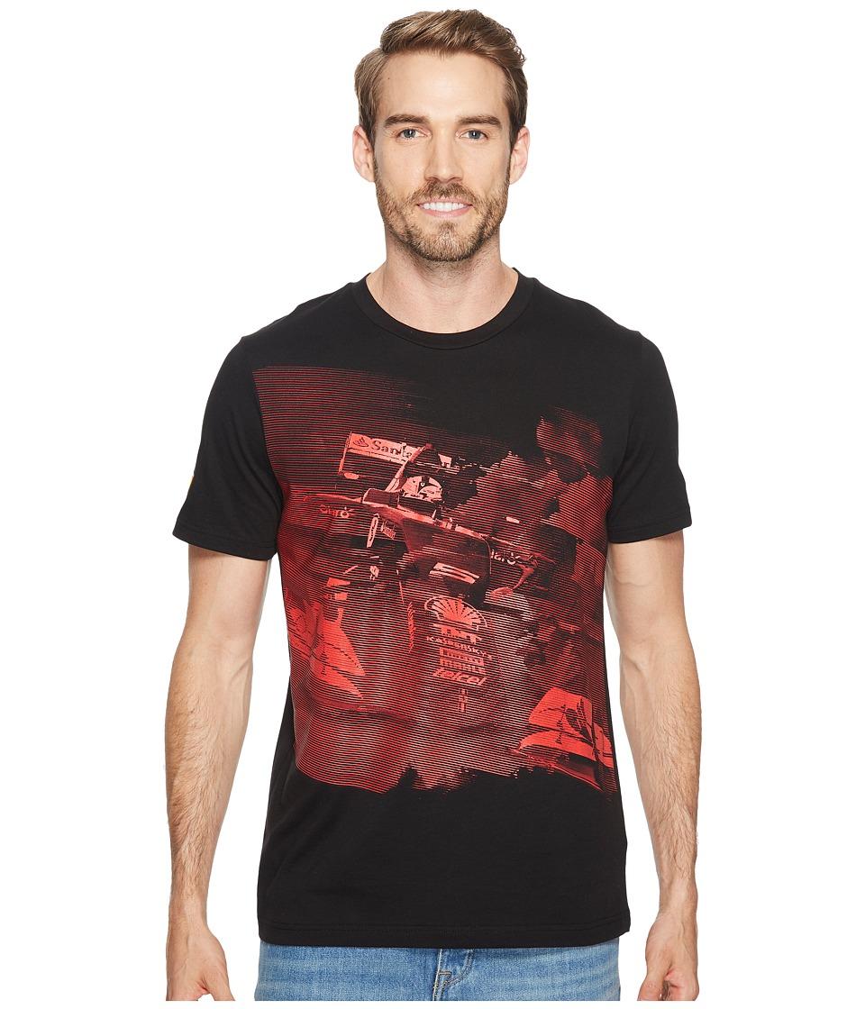 PUMA - SF Transform Graphic Tee (PUMA Black) Men's T Shirt