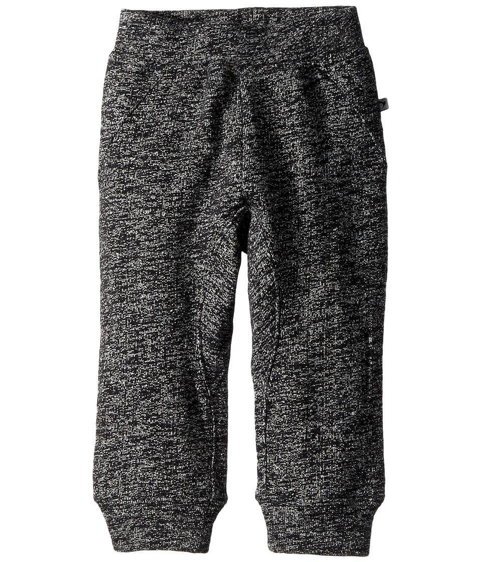 Appaman Kids - Mini Parker Sweats (Infant) (Black) Boy's Casual Pants
