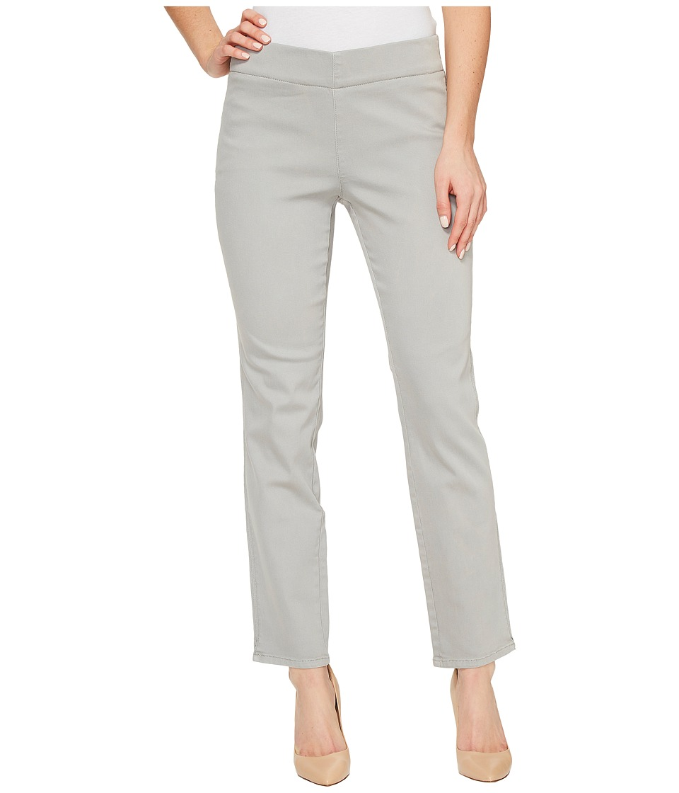 NYDJ - Alina Pull-On Ankle in Moonstone Grey (Moonstone Grey) Women's Jeans