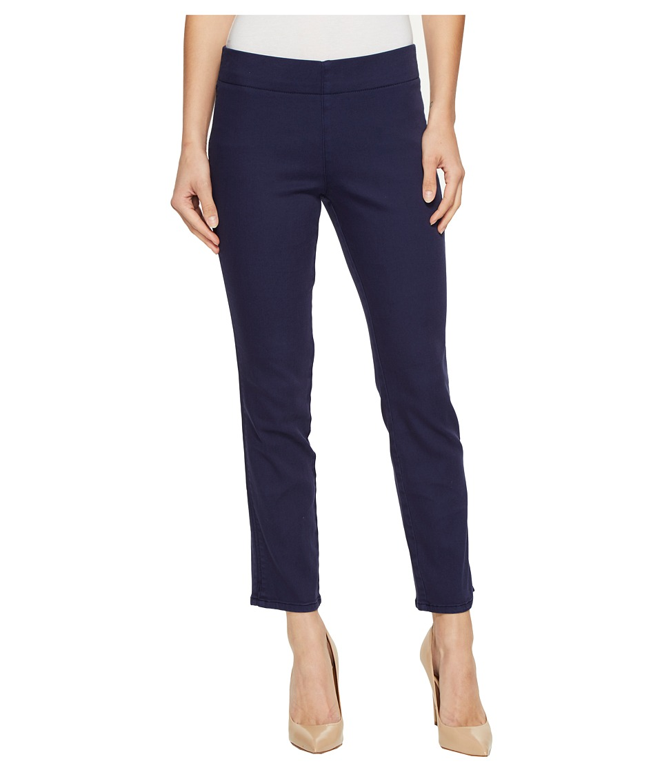 NYDJ - Alina Pull-On Ankle in Republique Navy (Republique Navy) Women's Jeans