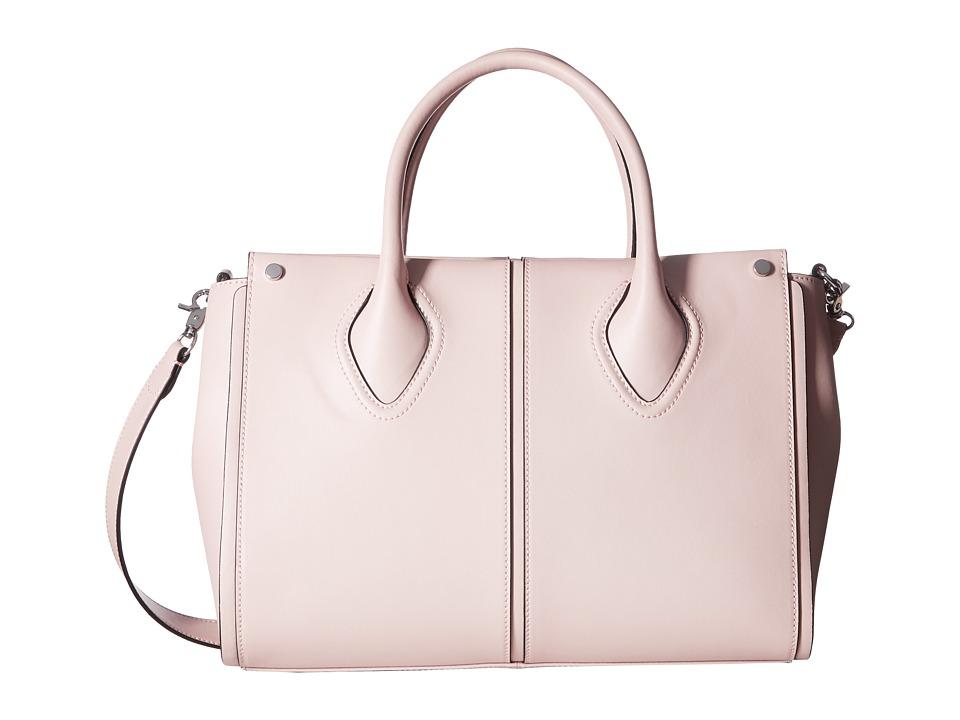 Ivanka Trump - Greenwich Satchel (Black Core) Satchel Handbags