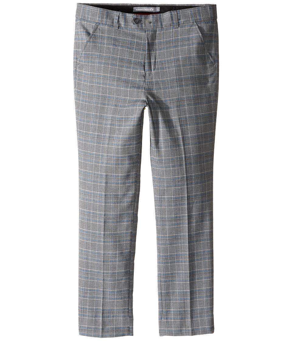 Appaman Kids - Mod Suit Pants (Toddler/Little Kids/Big Kids) (Prince Of Wales) Boy's Casual Pants