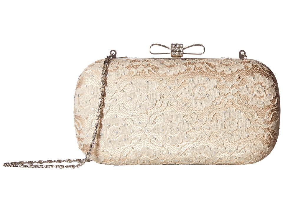 Touch Ups - Susan (Champagne) Handbags